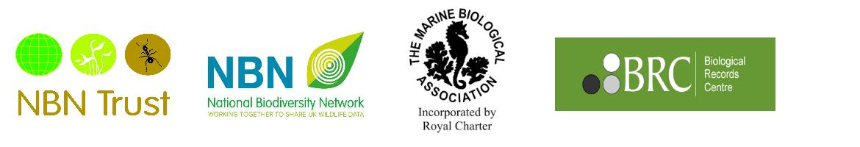 iNaturalist UK partner logos